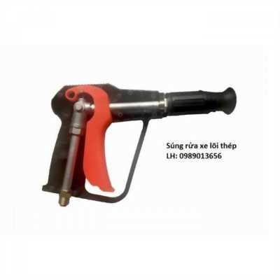 Súng rửa xe lõi thép mạnh hơn bền hơn