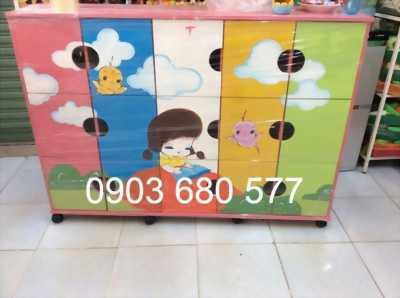 Cần bán đồ dùng, đồ chơi trẻ em dành cho trường mầm non