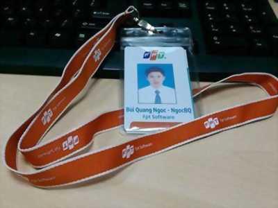 Công ty in dây đeo thẻ Vietbook giới thiệu mẫu dây đẹp, rẻ, bền