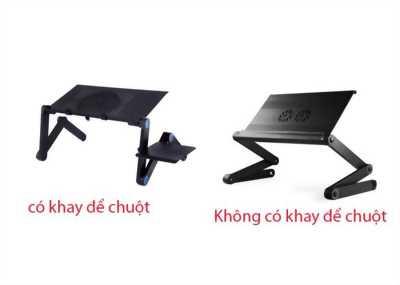 Bàn laptop, kiêm đế tản nhiệt laptop Xoay 360 Độ