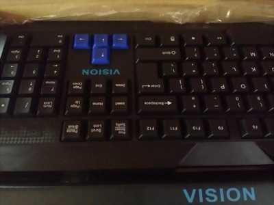 Phím Vison 7g.USB