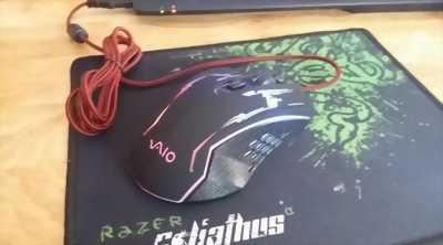 Mouse Game Vaio LED 7 màu