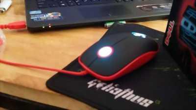 Mouse Simetech X10.