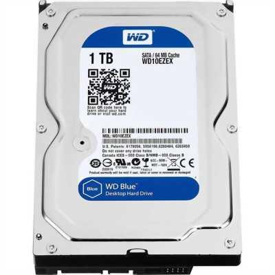 Bán HDD WD 1TB sata3 6Gt