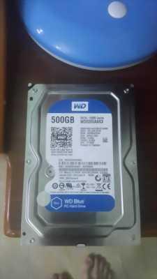 Cần bán ổ cứng 500Gb