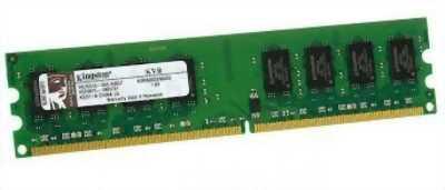 Dư 2 thanh Ram DDR3 2G và 4G