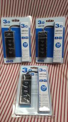 USB Hub 4 Port - Tốc độ 3.0