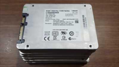 Ổ cứng 180GB SSD Intel SSD Pro 1500 Series
