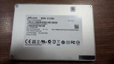 Ổ cứng laptop 64GB Micron M550   ổ cứng laptop