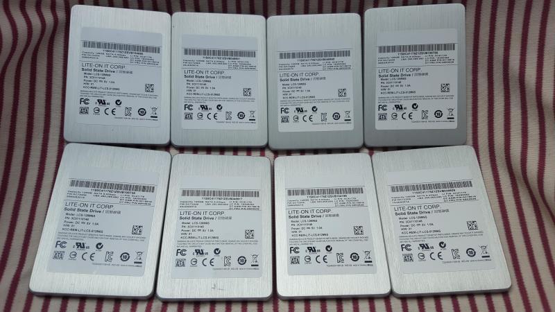 Ổ cứng laptop Lite-On 128GB SSD SATA 3