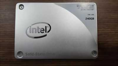Ổ cứng laptop 240GB SSD Intel SSD Pro 1500 Series