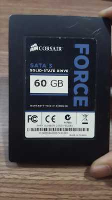 Ổ cứng laptop 60GB SSD Corsair | ổ cứng laptop Corsair