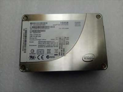 Ổ cứng laptop 160GB SSD Intel
