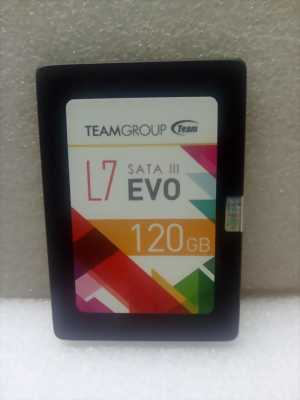 Ổ cứng laptop SSD 120GB Team L7 EVO Sata III quận 1
