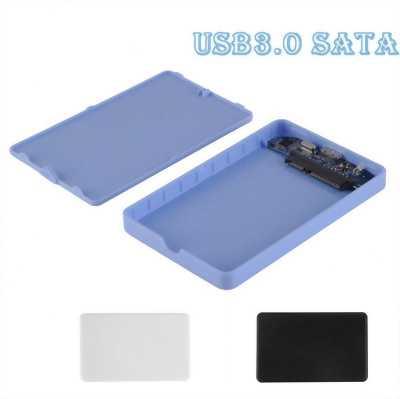 Hộp Box đựng ổ cứng laptop 2.5inch SATA Sabrent, q.1