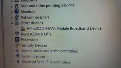 Card WWAN 3G HP Hs3110 MU736 cho HP thế hệ 4,5,6