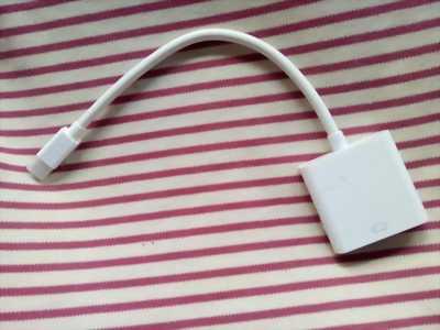Cáp Chuyển đổi cổng Mini Displayport ra cổng VGA