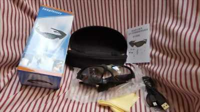 Mắt kính có Bluetooth, nghe gọi dt bluetooth