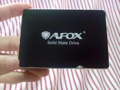 Ổ cứng laptop SSD Afox 120GB, new 100%