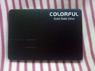Ổ cứng laptop SSD Colorful 60GB, new 100%