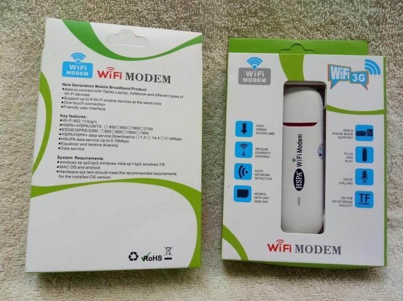 USB Dcom 3G | USB HSPA Wifi Modem 3G | 3G USB Wifi Dongle