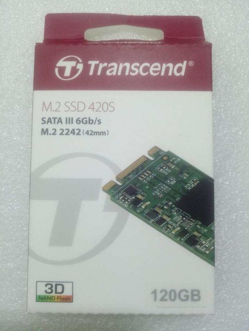 Ổ cứng laptop SSD M.2 2242 120GB Transcend