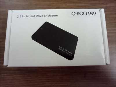 Hộp đựng ổ cứng laptop 2.5inch Orico 999 - Chuẩn USB 3.0
