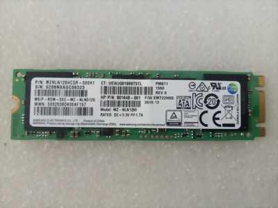 Ổ cứng laptop SSD M.2 2280 128GB Samsung | SSD Samsung PM871 128GB M2 2280