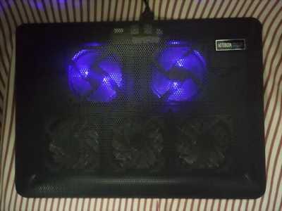 Fan Tản Nhiệt laptop Cool Pad V5