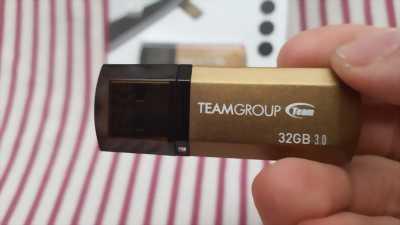 USB 32GB TeamGroup chuẩn tốc độ USB 3.0