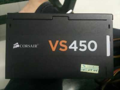 Nguồn PC Corsair VS 450 còn bảo hành hơn 2 năm