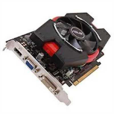 Card màn hình HD7770 ASUS 1GB RAM tháo máy