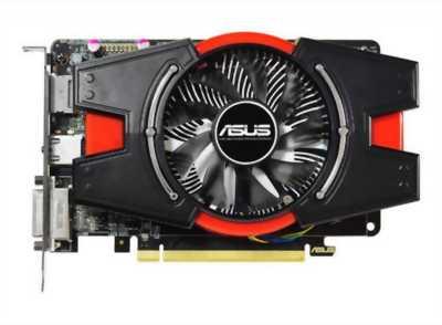 Card màn hình asus hd7750 1g/ddr5/128bit(đỏ)