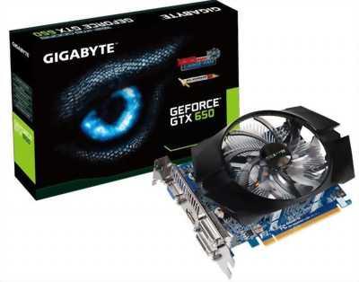 Card màn hình GIGABYTE GTX 650 1G/D5
