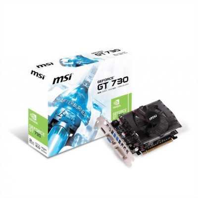 Card màn hình gt730 2gb ddr3