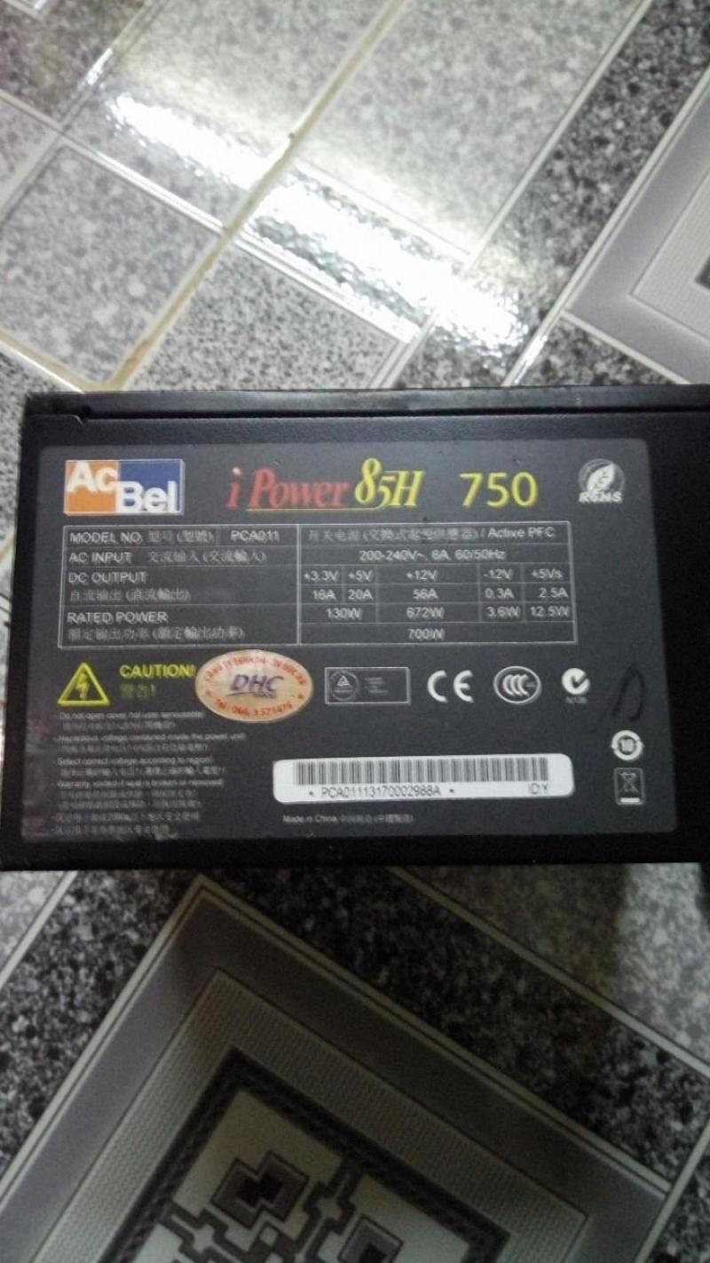 Nguồn ACBel 750W 2nd
