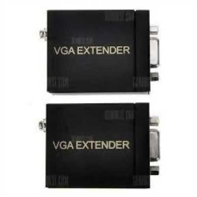 Bộ Extender truyền dài Vga 60m giá rẻ tại Thủ Đức