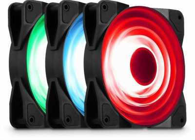 FAN RGB YTCOLL 12CM (tốc độ cao 2600rpm)