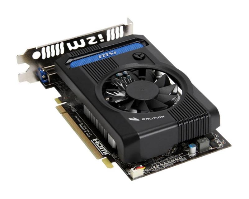 VGA MSI R7730 1G/128bit/DDR5 chuyên game.
