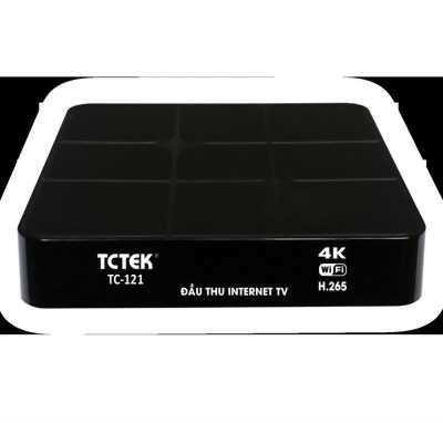 ĐẦU THU INTERNET TV (SMART TV BOX) TCTEK