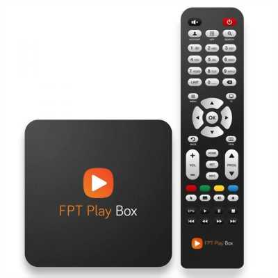 FPT Play Box chính hãng 2018