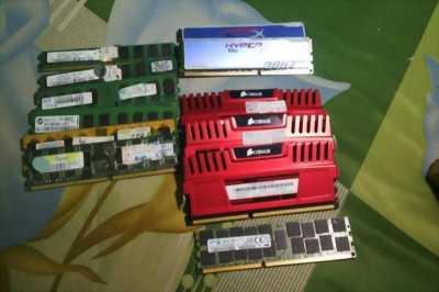 Ram Corsair DDR3 8GB bus 1600