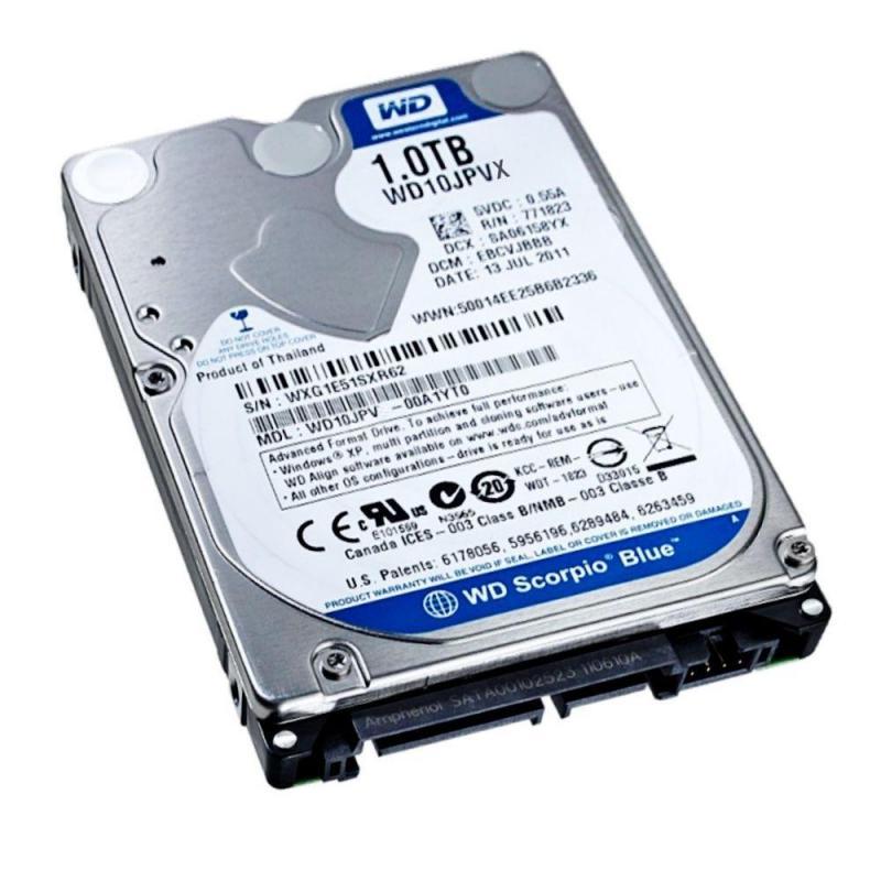 Bán ổ cứng laptop 320GB
