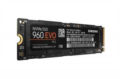 SSD 960 EVO chính hãng 250G nguyên seal BH 5 năm