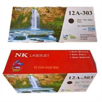 Hộp Cartridge Mực 12A-303 (NK Box Đỏ)