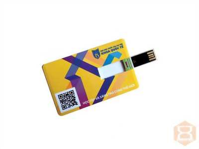 USB thẻ, usb dạng thẻ ATM in ấn 2 mặt giá rẻ tại Hà Nội