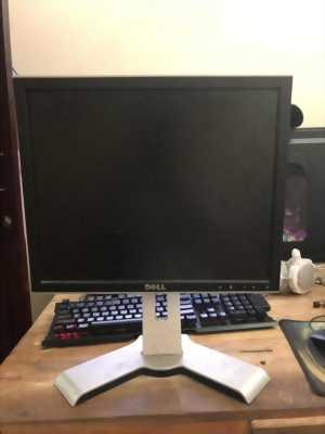 Xác màn hình dell cũ 17inch , bị vở 1 góc màn hình