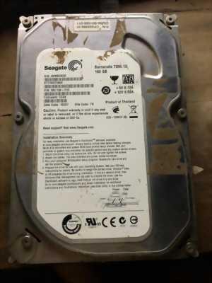 Seagate barracuda 7200.12 160GB date code 10337