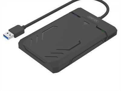 "Box ổ cứng Unitek Y-3036 USB 3.0 2.5"" SATA HDD Enclosure chính hãng"