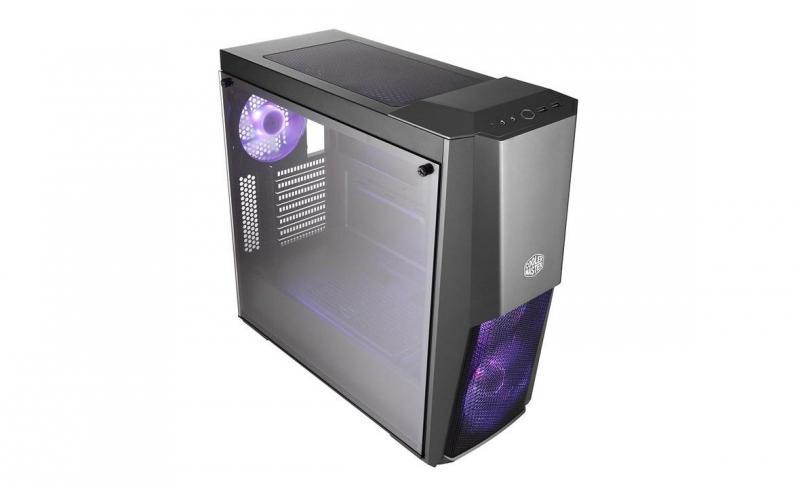 Vỏthùngcasemáy tính Cooler Master MasterBox MB500